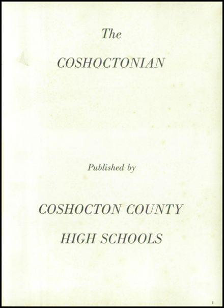 1963 West Lafayette High School Yearbook Page 5