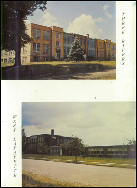 1963 West Lafayette High School Yearbook Page 7