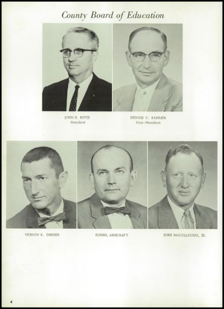 1963 West Lafayette High School Yearbook Page 8