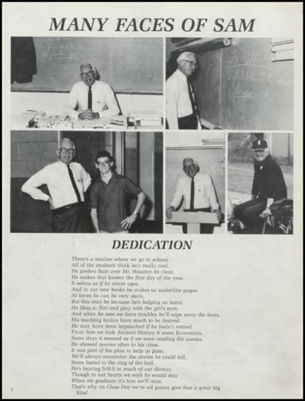 1989 Stillwater High School Yearbook Page 6