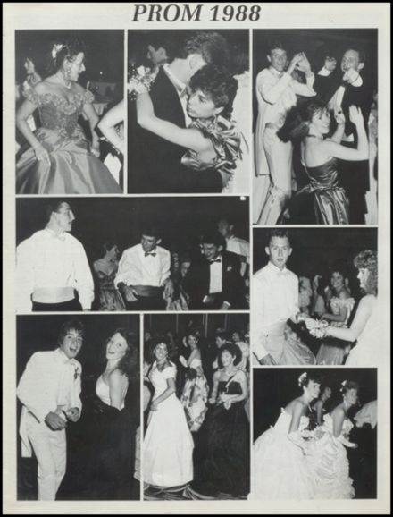 1989 Stillwater High School Yearbook Page 9