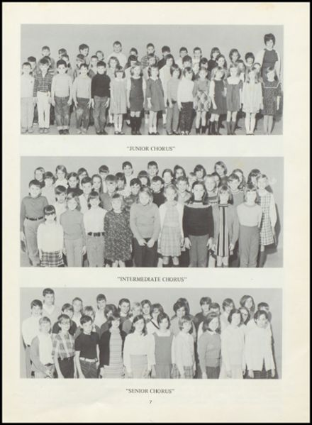 1968 Joseph Kershaw Academy Yearbook Page 9
