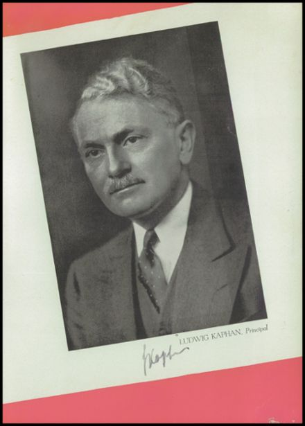 1944 Thomas Jefferson High School Yearbook Page 9