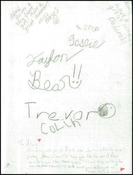 1998 Village Academy Yearbook Page 3
