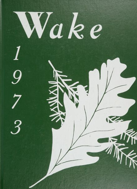 1973 Annapolis High School Yearbook Cover