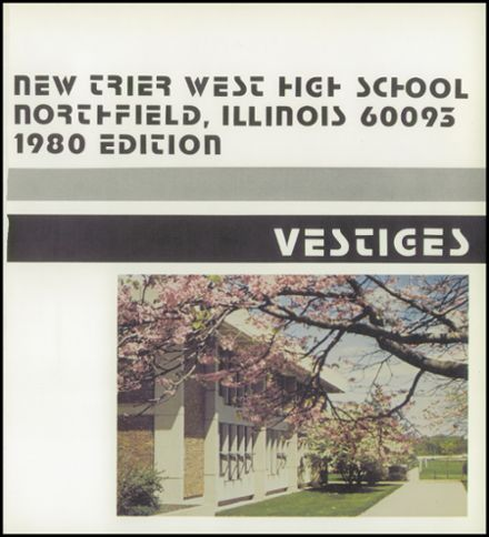 1980 New Trier West High School Yearbook Page 5