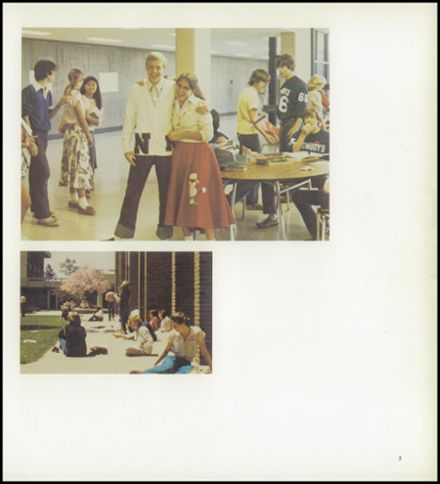 1980 New Trier West High School Yearbook Page 9