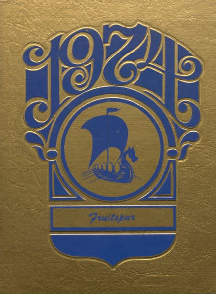 1974 Selah High School Yearbook Cover