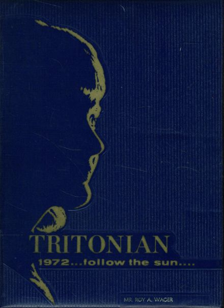 1972 Triton Regional High School Yearbook Page 1