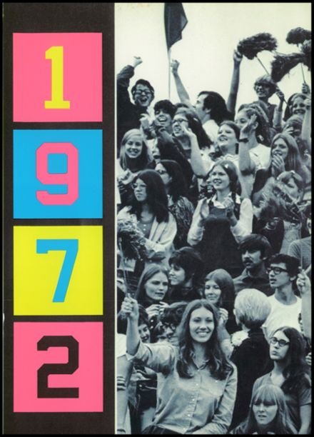 1972 Triton Regional High School Yearbook Page 5