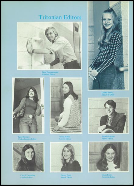 1972 Triton Regional High School Yearbook Page 6