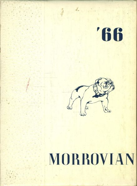 1966 Morrowville High School Yearbook Page 1