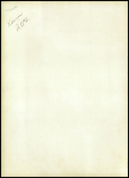 1966 Morrowville High School Yearbook Page 4