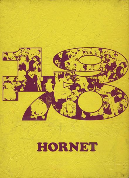 1970 Roscoe High School Yearbook Cover