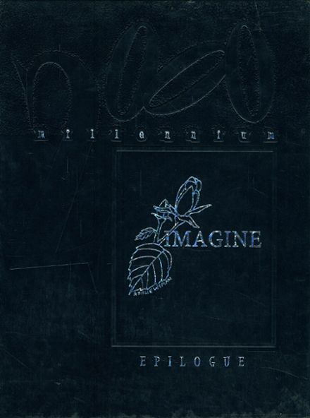 2000 Middletown High School Yearbook Cover
