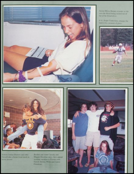 1995 Benjamin Franklin High School Yearbook Page 7