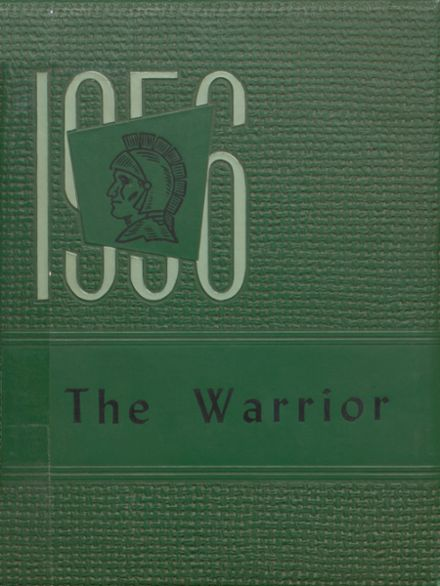 1956 McHenry Community High School Yearbook Cover