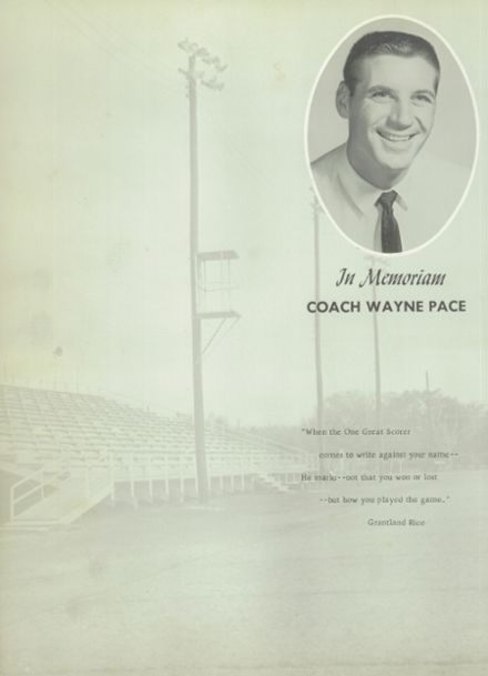 1964 Ganado High School Yearbook Page 8