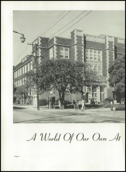 1959 Jefferson High School Yearbook Page 6