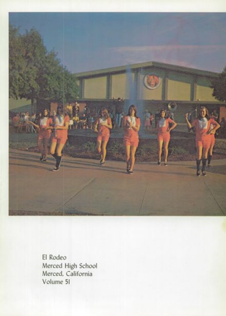 1969 Merced High School Yearbook Page 5
