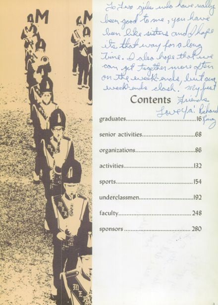 1969 Merced High School Yearbook Page 7