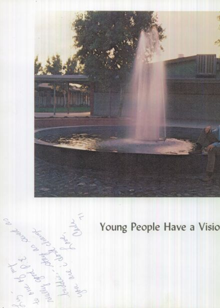 1969 Merced High School Yearbook Page 8