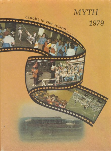 1979 Doss High School Yearbook Cover