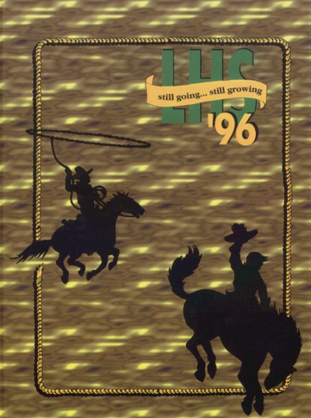 1996 Livermore High School Yearbook Cover