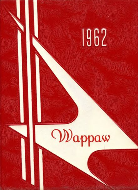 1962 Paw Paw High School Yearbook Cover