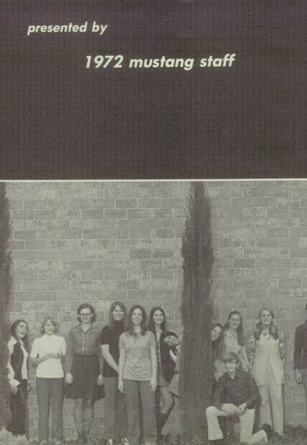 1972 Marble Falls High School Yearbook Page 6