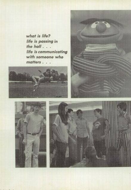1972 Marble Falls High School Yearbook Page 8