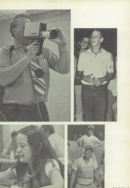 1972 Marble Falls High School Yearbook Page 9