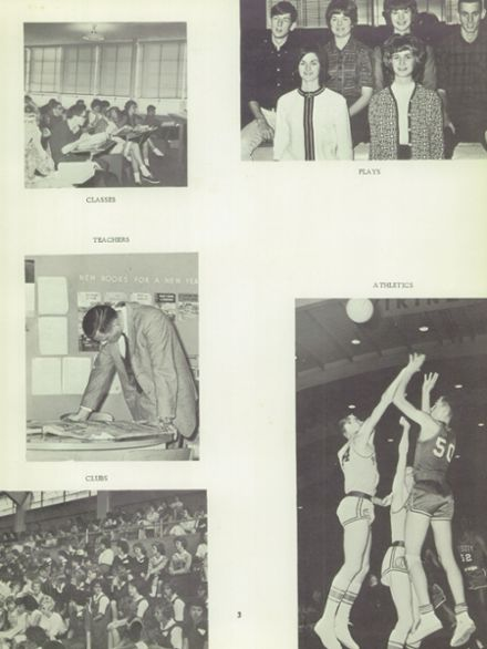 1964 Parsons High School Yearbook Page 7