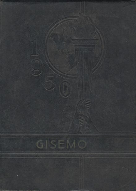 1950 Gideon High School Yearbook Page 1
