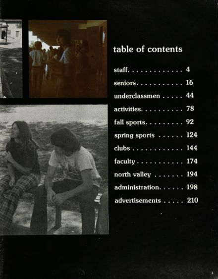 1975 Anderson Union High School Yearbook Page 7