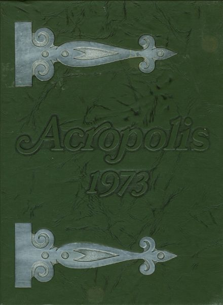 1973 Scotia-Glenville High School Yearbook Page 1