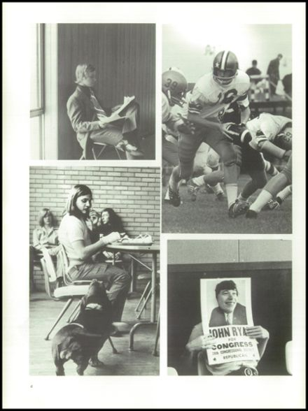 1973 Scotia-Glenville High School Yearbook Page 8