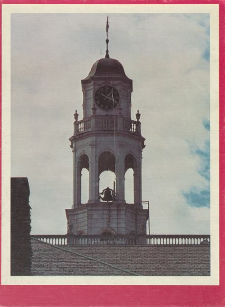 1977 Phillips Exeter Academy Yearbook Cover