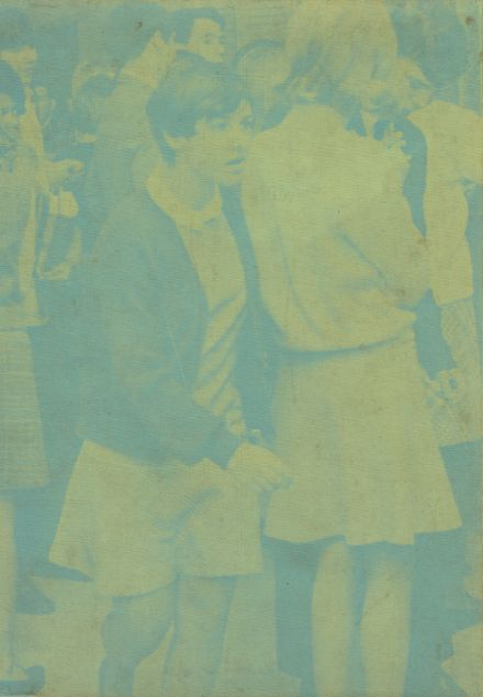 1969 Franklinton High School Yearbook Cover