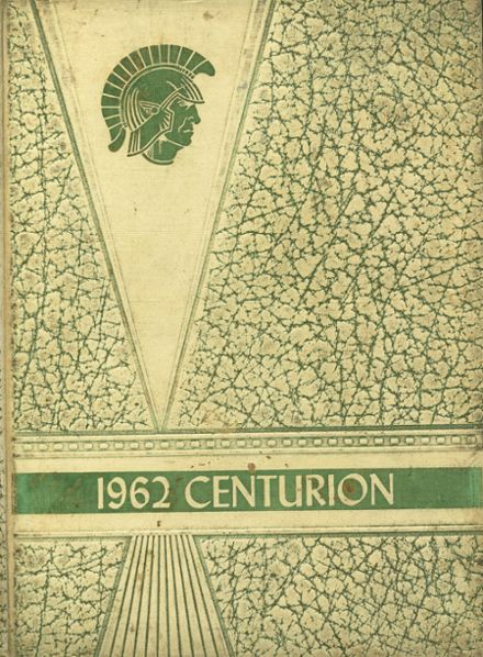 1962 South Central High School Yearbook Cover