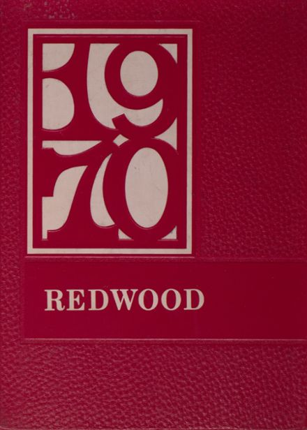 1970 Crestwood High School Yearbook Cover