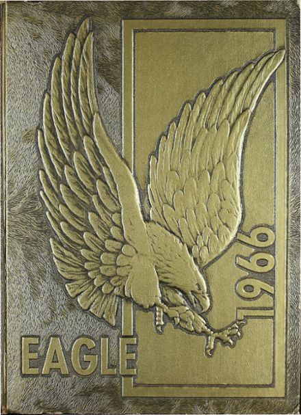 1966 Richardson High School Yearbook Cover