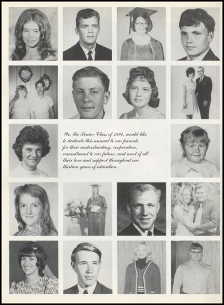 1994 Kingston High School Yearbook Page 6
