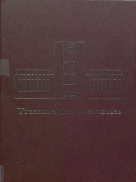2004 Mepham High School Yearbook Cover