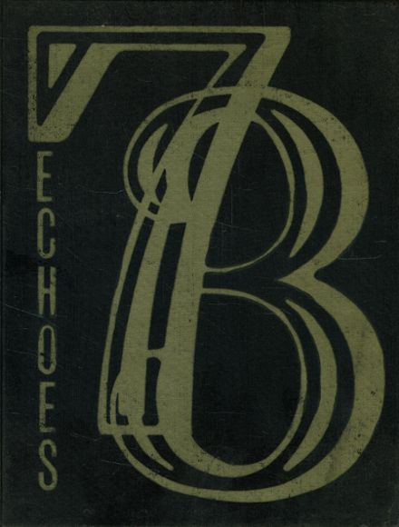 1973 Morristown High School Yearbook Cover