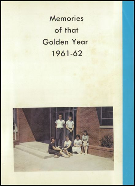 1962 Stedman High School Yearbook Page 5