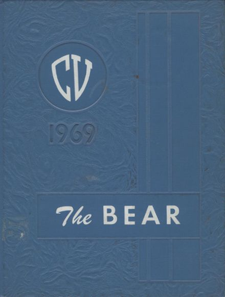 1969 Central Valley High School Yearbook Cover