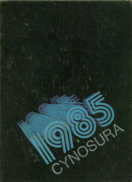 1985 North Iredell High School Yearbook Cover
