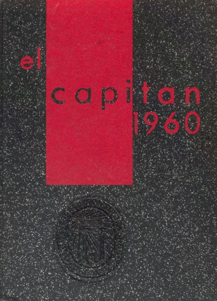 1960 Jefferson High School Yearbook Cover