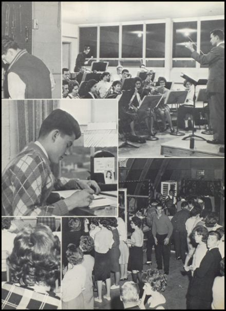 1964 Wisconsin Academy Yearbook Page 7